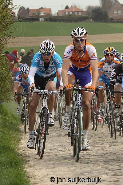 Parijs-Roubaix 2010, Lars Boom
