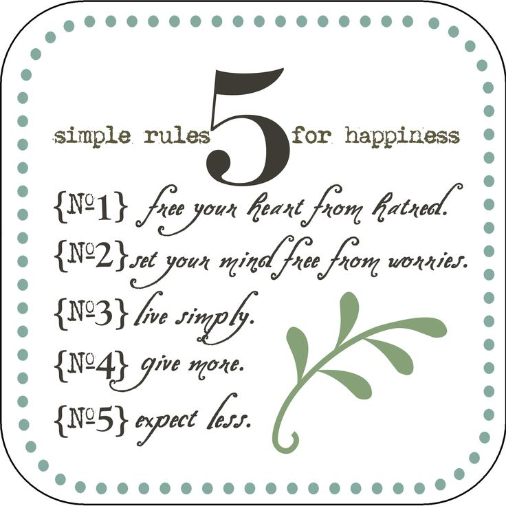 happiness...: Life, Simple Rules, Happy, Inspirational Quotes, Happiness, Favorite Quotes, Things, Quotes Thoughts