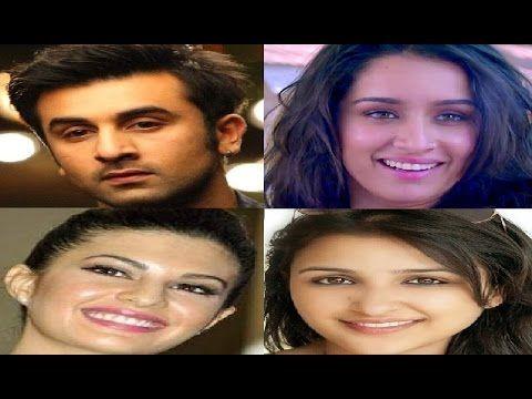 Ranbir, Shraddha, Parineeti, Jacqueline at Varun Dhawan's 29th birthday bash.