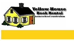 Introducing Yellow House Book Rental- and a Giveaway For You! Win a Gift Certificate!