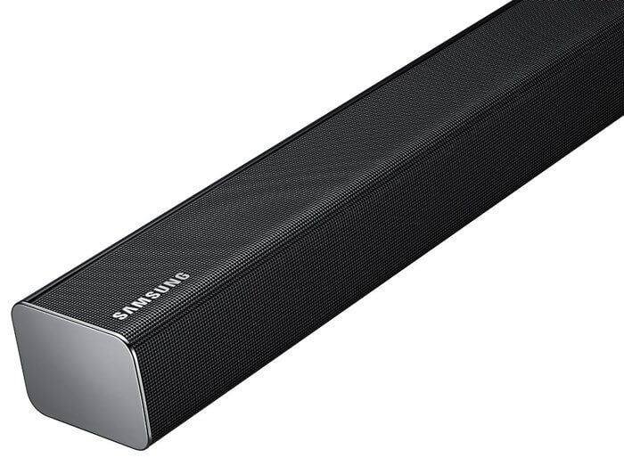 Samsung HW-J550 side - Best Soundbar under 300