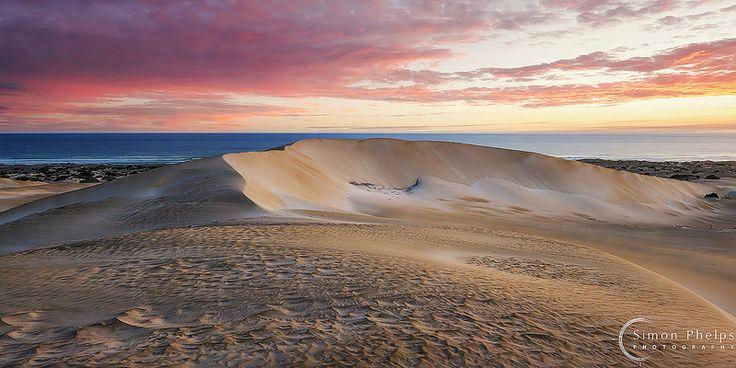Gunyah Sunset, Eyre Peninsula, South Australia