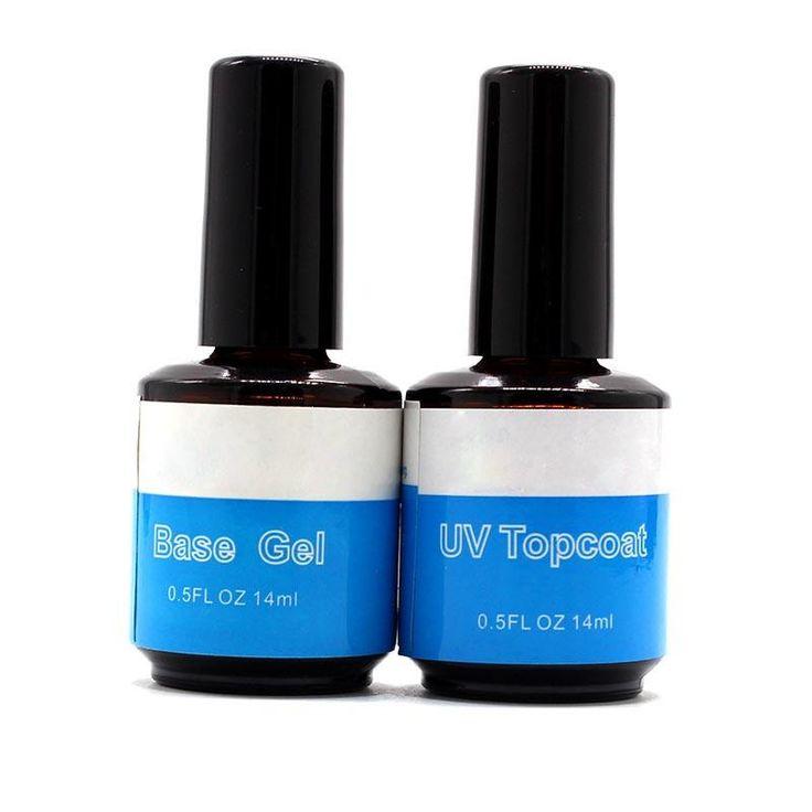 Agora disponível em nossa loja: Gel de Unha 2 pç... Confira aqui! http://www.alphaimports.com.br/products/gel-de-unha-2-pcs-lote-14-ml-top-coat-camada-de-base-uv-gel-acrilico-nail-art-polones-selo-gloss-glaze-faster-primer?utm_campaign=social_autopilot&utm_source=pin&utm_medium=pin