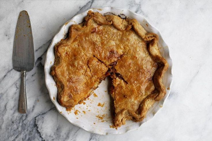 Spiced Lamb Pie recipe: Rich and filling. #food52