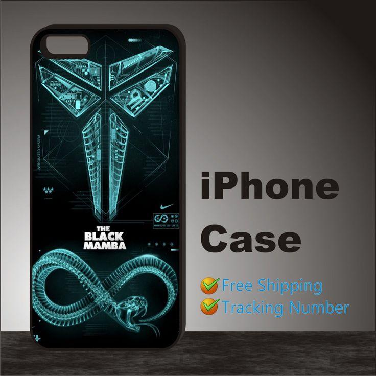 Kobe Bryant The Black Mamba Basketball over iPhone 4s 5 5s 5c 6 6 6s 6s 7 Case | eBay