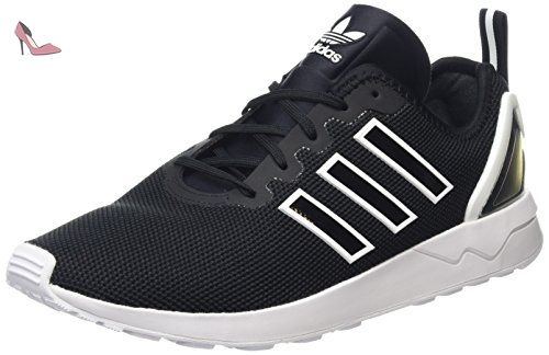 adidas ZX Flux Adv, Baskets Basses Mixte Adulte, Noir (Core Black/Core Black/Ftwr White), 42 EU - Chaussures adidas (*Partner-Link)