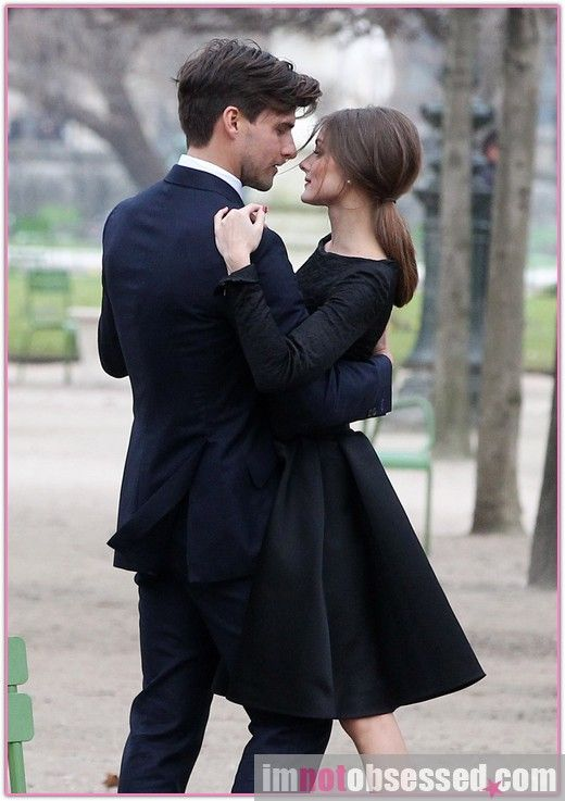 Olivia Palermo and her hot model boyfriend. She's a B, but I still love her.