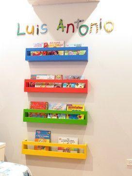 Ideas de libreros infantiles
