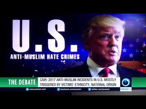 Zionist meltdown! Frederick Peterson collapses in ad hominem apoplexy (re: Press TV debate on Islamophobia) | Veterans Today