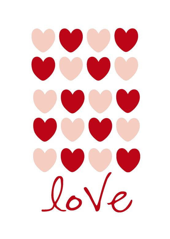 Valentine's Printables and A Freebie!