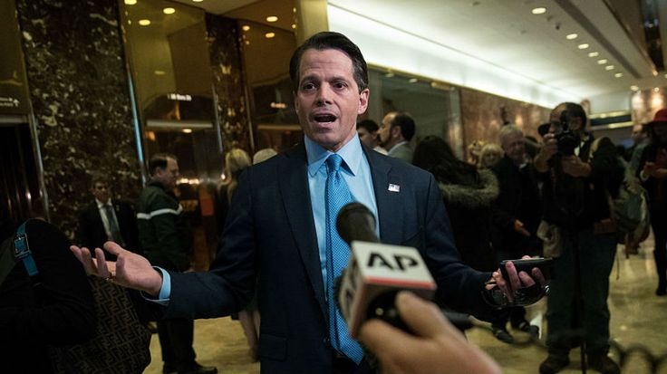 Trump's new communications chief once called him a 'hack'    Scaramucci later became one of Trump's staunchest supporters.