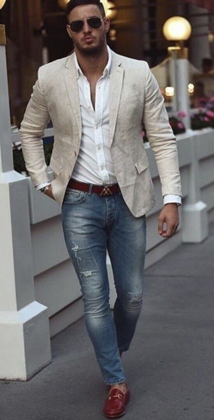 Jorge Rodrigues Sommer Business Casual Inspiration … –