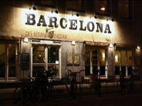 Barcelona  Food/coffee all day- drinks/dancing at night  Nørrebrø