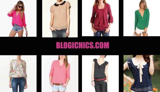 Tendencias en Blusas y Camisas para Mujeres Modernas
