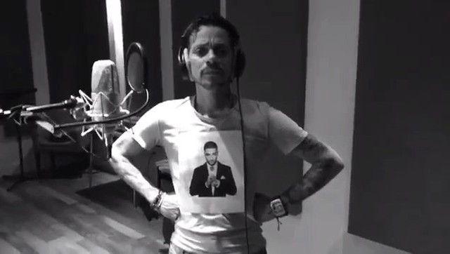 """Video 24.8 mil Me gusta, 559 comentarios - Marc Anthony (@marcanthony) en Instagram: """"#TBT imposible de olvidar. Grabando #feliceslos4 // Impossible to forget, recording #FelicesLos4…"""""""
