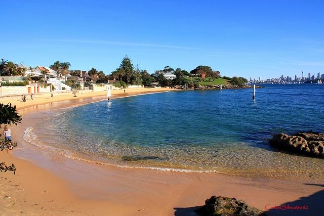 Watson bay-Sydney [explored] by CarlosSilvestre62, via Flickr