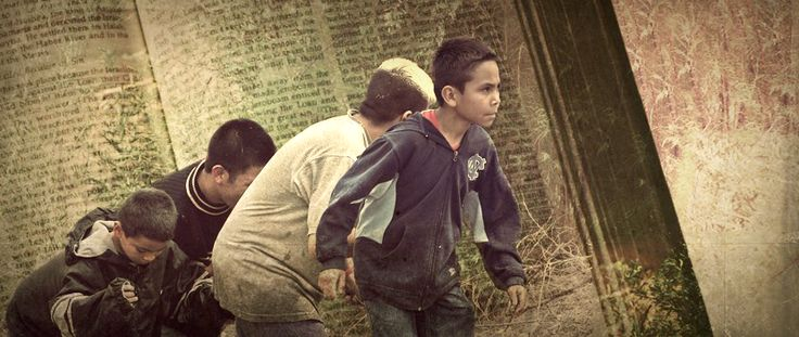 "Border Meltdown: Biblical Principles to Address our Immigration Crisis  Scripture says, ""Cursed be anyone who moves his neighbor's landmark"" (Deuteronomy 27:17a). Outsiders no more have the right to move a nation's boundaries (by contempt for them or by seeking to eliminate them) than a thief does to move an individual's property line.  After leaving Egypt, the Israelites requested permission from the Amorites to pass through their land (Numbers 21:21, 22)."