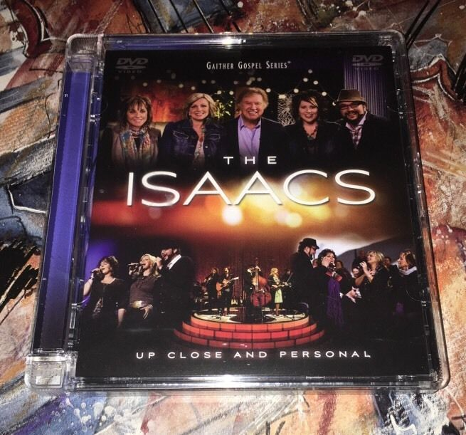 The Isaacs Up Close and Personal 2013 DVD Gaither Gospel Series | eBay