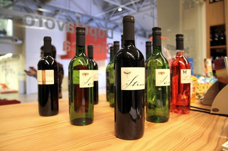 I vini di Cascina Belmonte che hanno fatto fare molti cin-cin durante la serata
