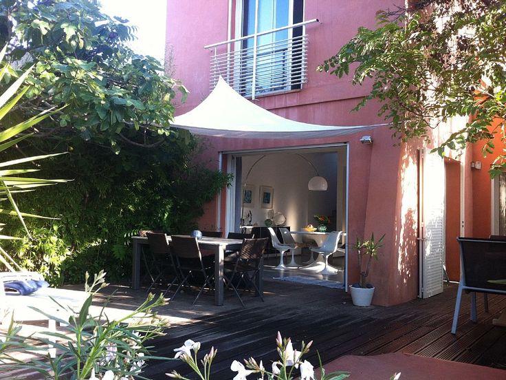 Location vacances maison La Capte: ENTREE