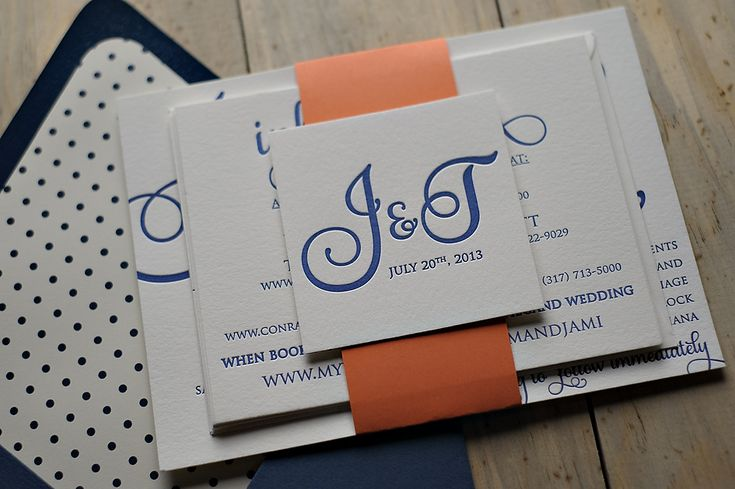 Best Letterpress Wedding Invitations: 17 Best Images About Wedding Invites, And Other Prints On