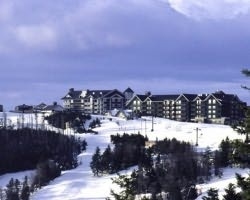 ski resort in Snowshoe, WV