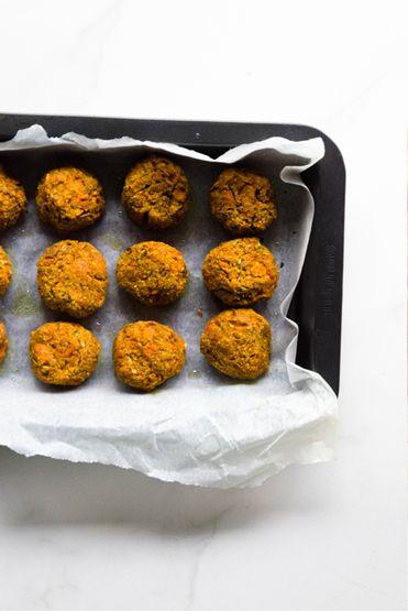 Sweet Potato Malai Kofta