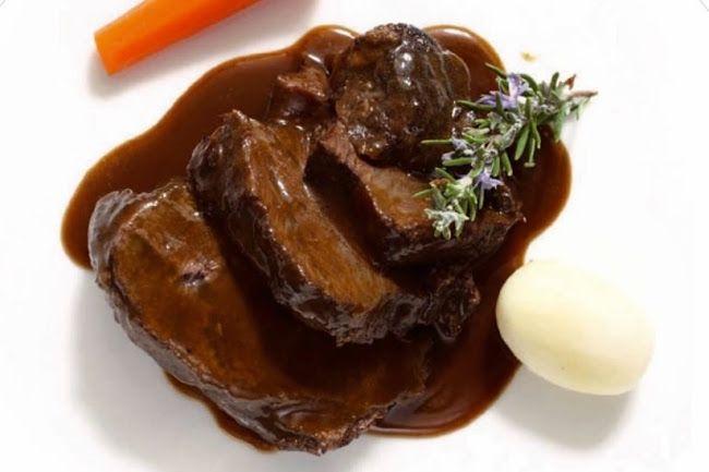Pecadillos gastronómicos: Recetas fáciles, cocina sencilla.: Carrilleras de ternera al vino tinto