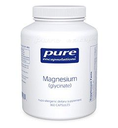 Magnesium (glycinate)   Dietary Supplements...from Facebook group