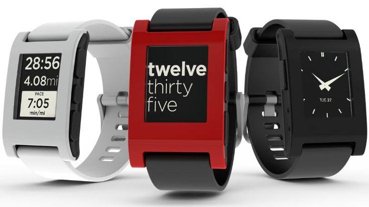 Pebble Smartwatch #PEBBLE #RELOJ #INTELIGENTE #SMARTWATCH #INGAMEPLAY