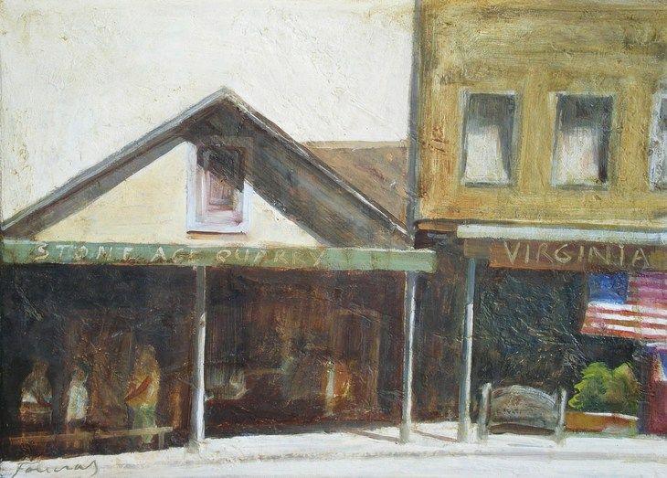 Francois Foucras - Virginia street