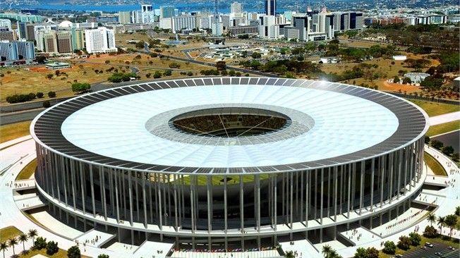 Estadio Nacional (Brasilia) #MundialBrasil