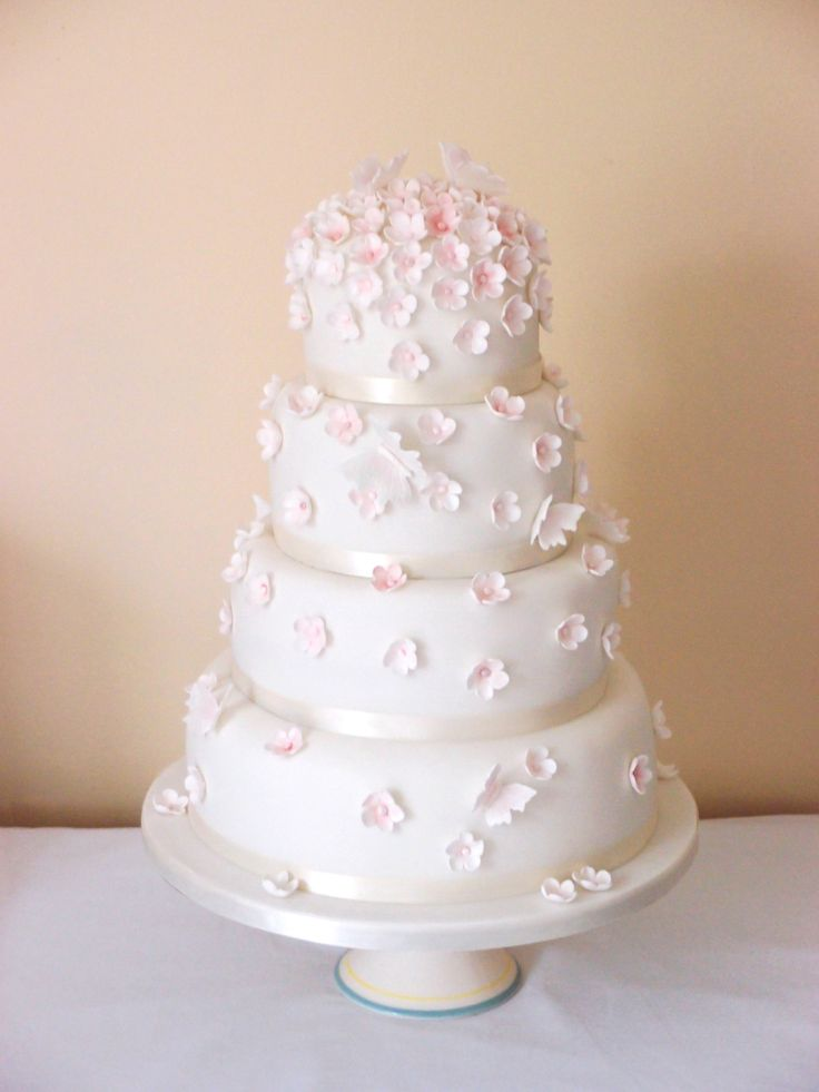 Blossom Cake Decorating