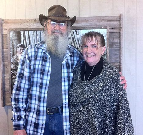 Duck Dynasty's Si, Christine Robertson First Wedding Ceremony: Details - Us Weekly