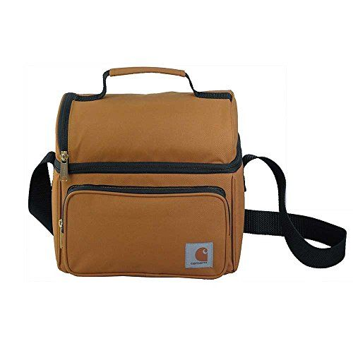 Carhartt Deluxe Dual Compartment Insulated Lunch Cooler Bag  Price: US $24.99 & FREE Shipping  #kitchen #love #home #lovedkitchen