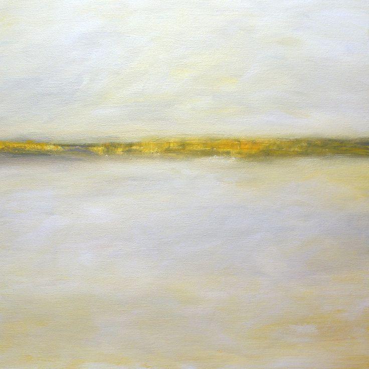 Abstract Art Abstract Landscape Original by paintallnightstudios