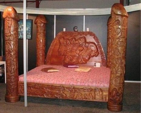 Great Strange Beds