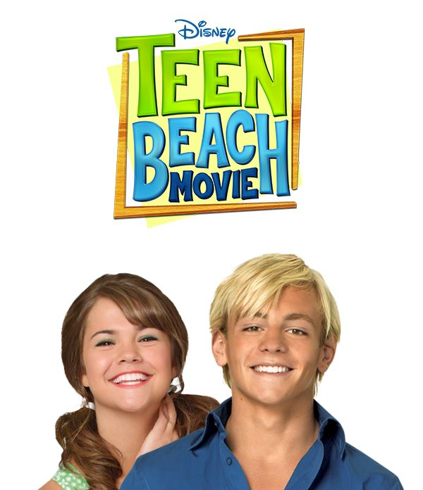 Ross Lynch And Mia Mitchell, My Two Most Favorite Celebrities, Teen Beach Movie, New Disney Channel Original Movie