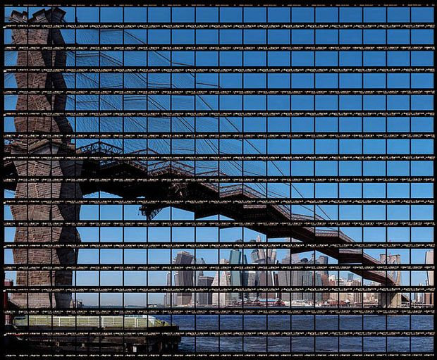 by Thomas Kellner. Panoramic Pictures of Famous Locations Made From Carefully Shot 35mm Film