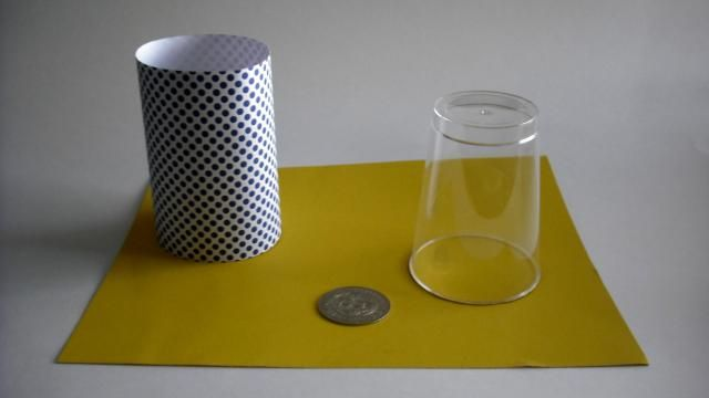 How to Vanish a Coin Under a Glass - Easy Magic Trick: Here's a great vanishing coin trick that is also a DIY craft project. You can get as fancy with the props as you wish and the trick is easy to learn and perform. It's perfect for beginners and kids.