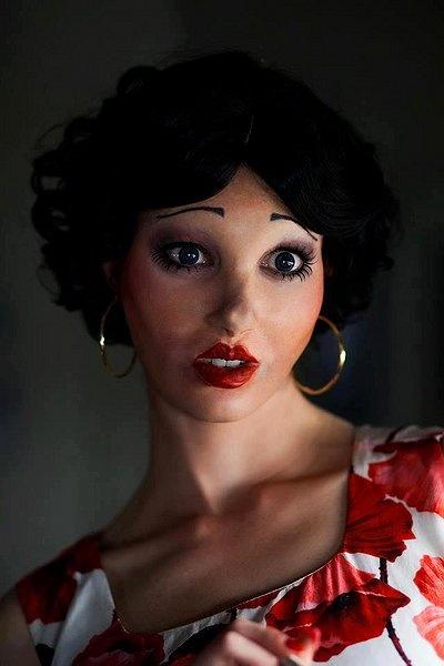Beatrice- American Mary