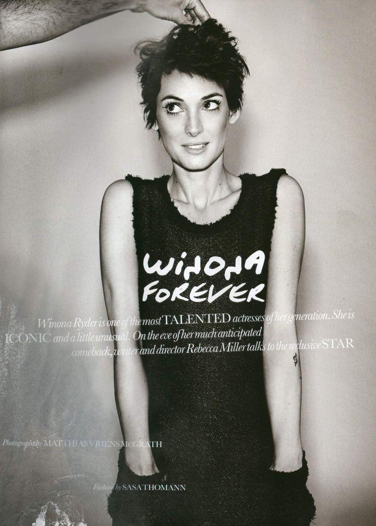 Winona Ryder ♥