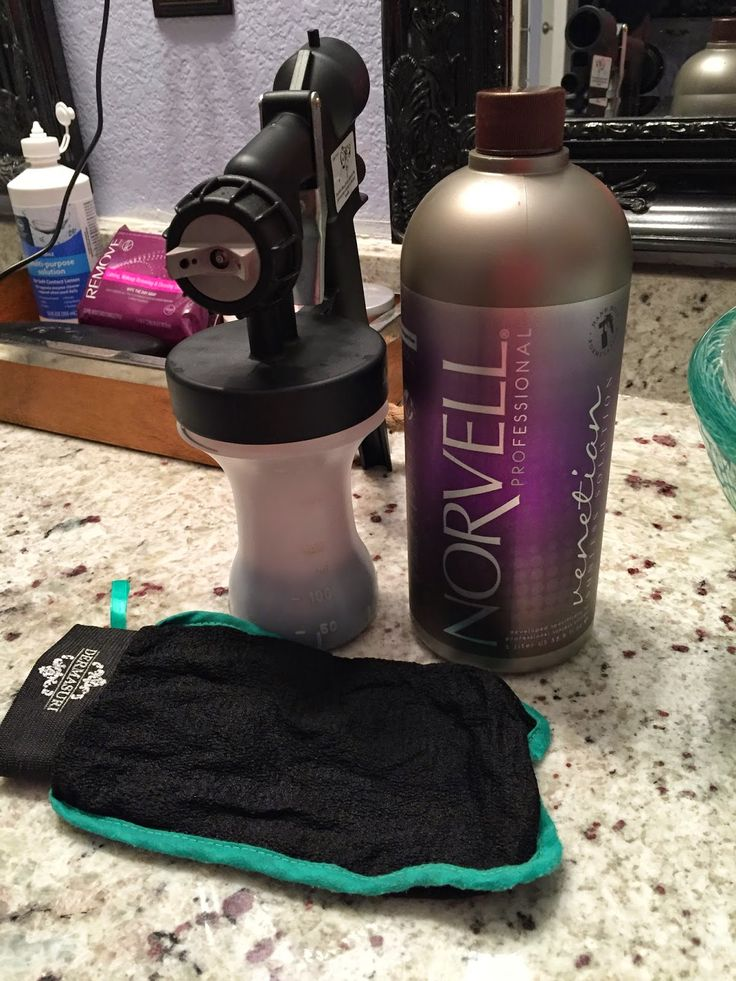 Spray Tan Machine Favorites New and Old.