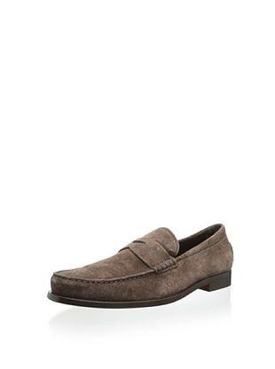 52% OFF Tod's Men's Suede Loafer (Brown)