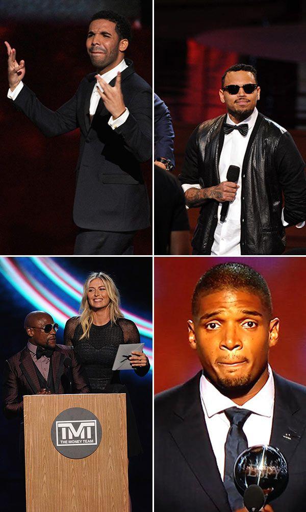 2014 ESPY Awards Best Moments %u2014 Drake, Michael Sam &�More