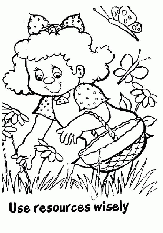 120 best kindergarten daisy girl scouts images on pinterest | girl ... - Girl Scout Camping Coloring Pages