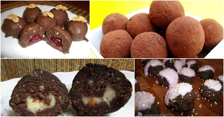 A vendégek imádnak mindent, amit gömb alakú és édes! :)