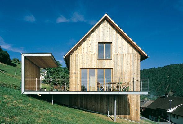 Haus H - Fraxern, Vorarlberg, Autriche   Cukrowicz Nachbaur architekten