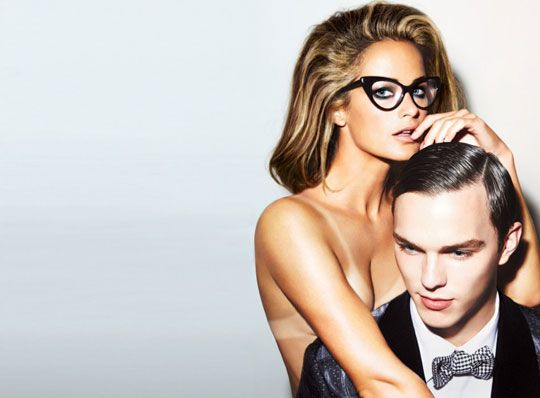 Tom Ford Eyewear Spring 2010 Campaign