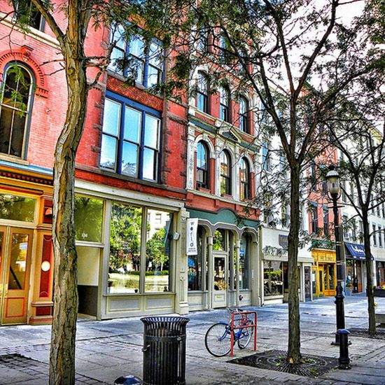 Syracuse, New York | 9 Midsize Cities Where You Can Afford A Great Life | DesignGood